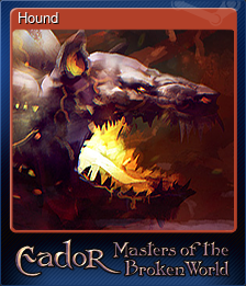 Hound (Trading Card)