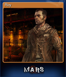 Roy (Trading Card)