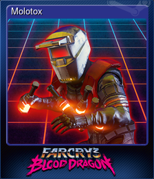 Molotox (Trading Card)