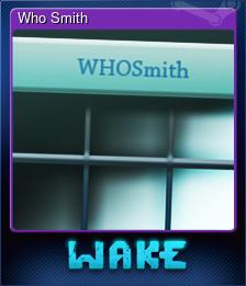 Who Smith