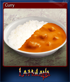 Curry (Trading Card)