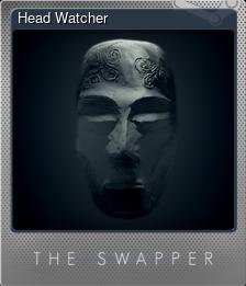 Head Watcher (Foil Trading Card)