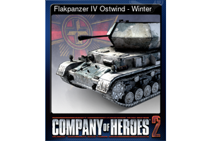 Flakpanzer Iv Ostwind Winter