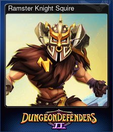 Ramster Knight Squire