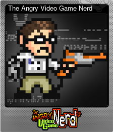 The Angry Video Game Nerd (Foil)