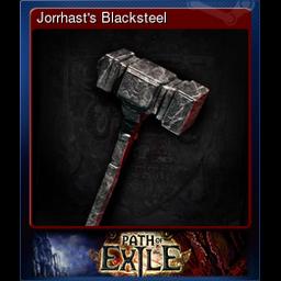 Jorrhasts Blacksteel