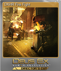 DXHR Fire Fight