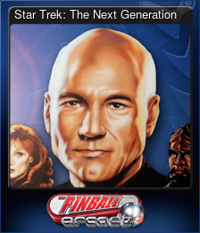 Star Trek: The Next Generation (Trading Card)