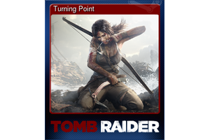 Turning Point Trading Card