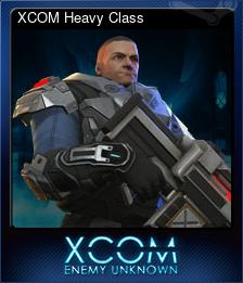 XCOM Heavy Class