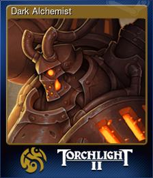 Dark Alchemist (Trading Card)