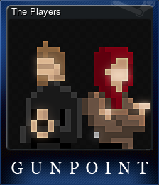 The Players (Trading Card)