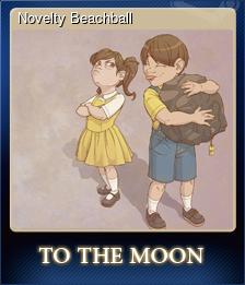 Novelty Beachball (Trading Card)