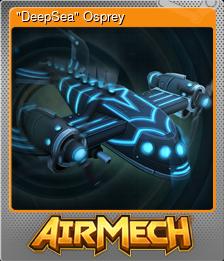 """""""DeepSea"""" Osprey (Foil)"""