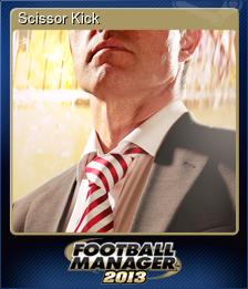 Scissor Kick (Trading Card)