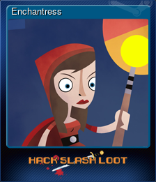 Enchantress (Trading Card)