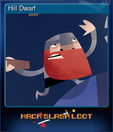 Hill Dwarf (Trading Card)