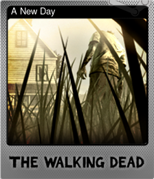 A New Day (Foil Trading Card)