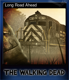 Long Road Ahead (Trading Card)