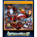 The Awesomenauts (Trading Card)