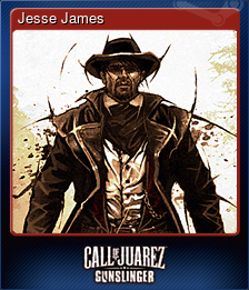 Jesse James (Trading Card)