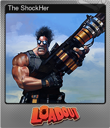 The ShockHer (Foil)