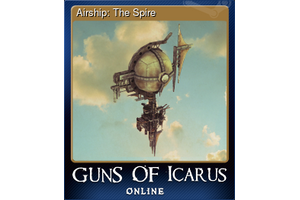 Airship The Spire