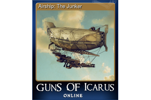 Airship The Junker