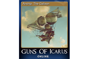 Airship The Galleon