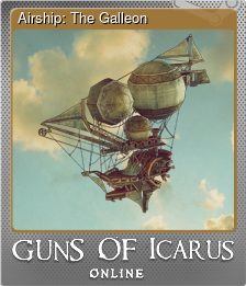 Airship: The Galleon (Foil)