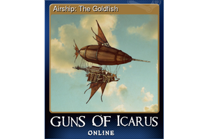Airship The Goldfish