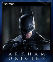 Batman (Trading Card)