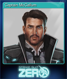 Captain McCallum (Trading Card)