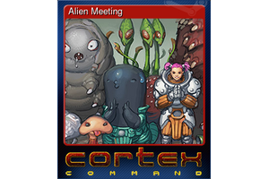 Alien Meeting