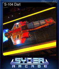 S-104 Dart (Trading Card)