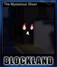 The Mysterious Ghost
