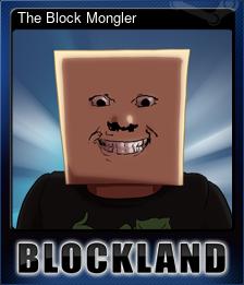 The Block Mongler (Trading Card)