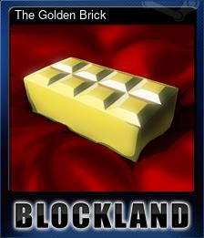The Golden Brick