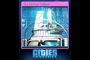The Hadron Collider