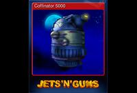 Coffinator 5000 (Trading Card)
