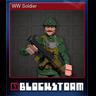 WW Soldier