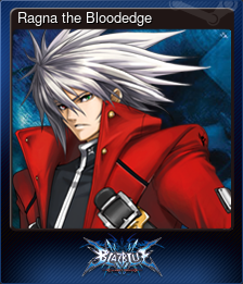 Ragna the Bloodedge (Trading Card)