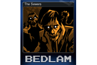 The Sewers (Trading Card)