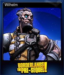 Wilhelm (Trading Card)