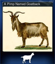 A Pimp Named Goatback