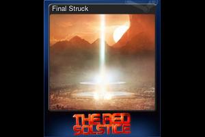 Final Struck
