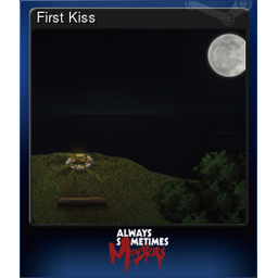 First Kiss (Trading Card)