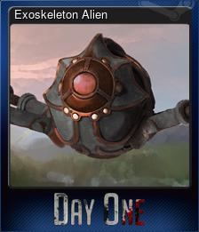 Exoskeleton Alien