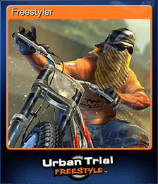 Freestyler (Trading Card)