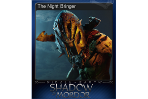 The Night Bringer
